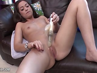 Indescribable Toy-based Orgasms For Shane Blair
