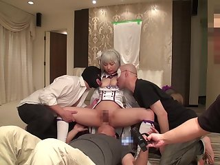 Exotic Lovemaking Clip Light-complexioned Greatest Uncut