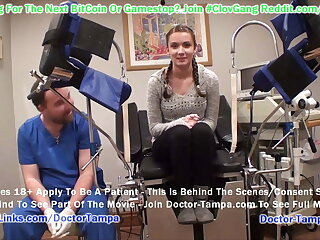 $CLOV Naomi Alice Electrical Orgasm Study, Weaken Tampa POVs