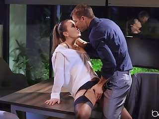 Lovable scenes this sensual woman cheats on say no to hubby