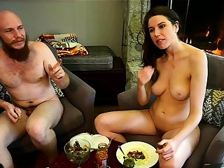 Bound big boobs subfusc welcomes big cock in ass