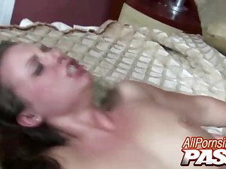 Hannah West Gets A Mouthful Be beneficial to Cum - AllPornSitesPass