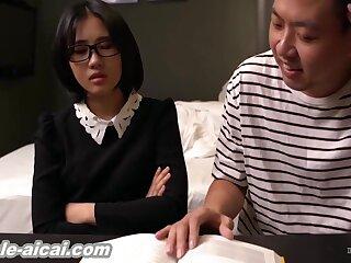Korean Teacher Urging For Sock Arms