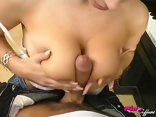 Laura Lion's piano lesson interrupted for hardcore anal sex