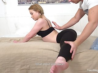 Imprisoned out the body on that girl and this flexible hoe fucks distractedly