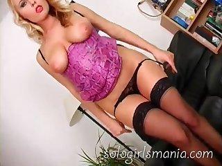Busty young Milf Hot Orgasmic Masturbation
