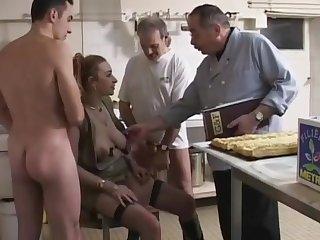La boucherie en folie
