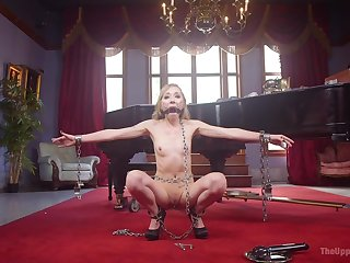 Cherry Torn adores everything about humiliation and BDSM games