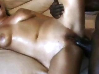 Teens Cooky take big pitch-black Cock hard fuck