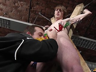 Twink loves ot rough and wants to fuck some tight nuisance