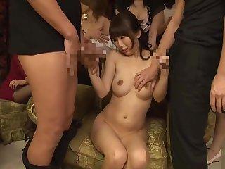 セレブ公開調教 美咲結衣 GVG-446