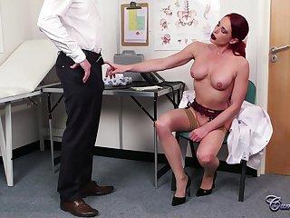 Stacey Duvall gets crazy cumshot