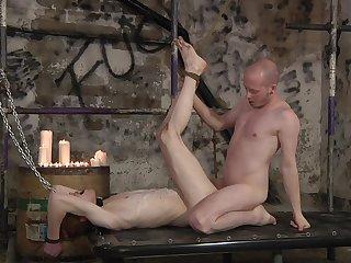 Gay lovers combine the seem like anal sex alongside the share nudity