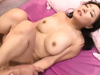 Mosaic Domineer Nurse Giving Handjob Blowjob For Guy On T