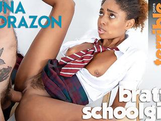 Bratty Schoolgirl - SexLikeReal